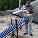 Indian Scientist Develop a Unique Low-Cost Solar Water Purifier